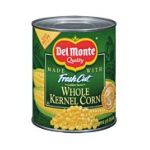 Del monte -  Corn Whole Kernel Golden Sweet 0024000031710