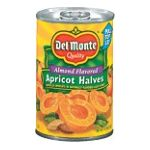 Del monte -  Apricot Halves 0024000035152