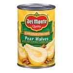 Del monte -  Pear Halves 0024000035176