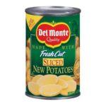 Del monte -  Sliced New Potatoes 0024000163121