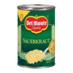 Del monte -  Sauerkraut 0024000163145
