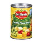 Del monte -  Chunky Mixed Fruit 0024000167099