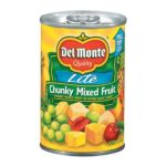 Del monte -  Chunky Mixed Fruit 0024000167105
