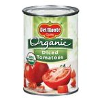 Del monte -  Tomatoes Diced 0024000391852
