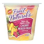 Del monte -  Cherry Mixed Fruit In Natural Cherry Flavored Extra Light Syrup 0024000399230