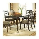 Ashley Furniture - Darrk Brown Rectangular Dining Room Extension Table by Ashley Furniture 0024052050370  / UPC 024052050370