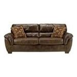 Ashley Furniture - Light Brown Sofa by Ashley Furniture 0024052064315  / UPC 024052064315