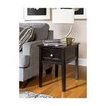 Ashley Furniture - Black Chairside End Table by Ashley Furniture 0024052120790  / UPC 024052120790