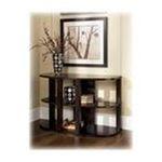 Ashley Furniture -  Dark Brown Sofa Table - Signature Design by Ashley Furniture 0024052120974