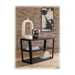 Ashley Furniture - Metal Black Sofa Table by Ashley Furniture 0024052146653  / UPC 024052146653