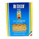 Dececco -  Pasta Pasta Conchiglie 0024094070527