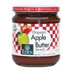 Eden Foods -  Organic Apple Butter Spread 0024182000696