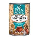 Eden Foods -  Great Northern Beans 0024182000870