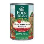 Eden Foods -  Organic Pizza Pasta Sauce 0024182001174