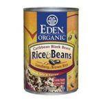 Eden Foods -  Organic Rice & Beans 0024182002256