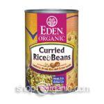 Eden Foods -  Foods Bean N Rice Lentil Curry 0024182002348