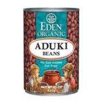 Eden Foods -  Organic Aduki Beans 0024182002522