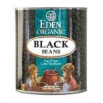 Eden Foods -  Organic Black Beans 0024182002539