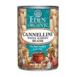 Eden Foods -  Organic Cannellini White Kidney Beans 0024182002560