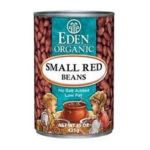 Eden Foods -  Organic Small Red Beans 0024182002577