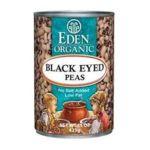 Eden Foods -  Organic Black Eyed Peas 0024182002591