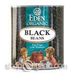 Eden Foods -  Organic Black Beans 0024182002645