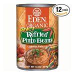Eden Foods -  Refried Pinto Beans 0024182002959
