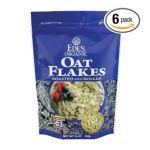 Eden Foods -  Organic Oat Flakes Each Pack 0024182021622