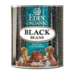 Eden Foods -  Organic Black Beans No Salt Added 0024182029109