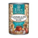 Eden Foods -  Organic Cannellini White Kidney Beans 0024182029208