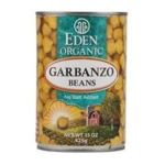 Eden Foods -  Organic Garbanzo Beans 0024182029307