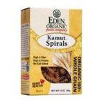 Eden Foods -  Kamut Spirals 0024182111514