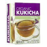Eden Foods -  Organic Kukicha Twig Tea 0024182181203