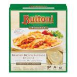 Buitoni - Braised Beef & Sausage Ravioli With Creamy Marinara Sauce 0024842751067  / UPC 024842751067