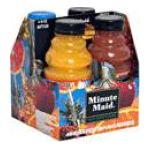 Minute Maid - Orange Juice 0025000021640  / UPC 025000021640