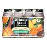 Minute Maid - Tropical Punch 0025000027543  / UPC 025000027543