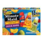 Minute Maid - Juice Bars Variety Pack 0025000035418  / UPC 025000035418