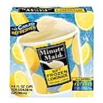 Minute Maid - Frozen Lemonade 0025000035791  / UPC 025000035791