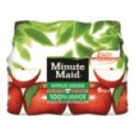Minute Maid - Apple Juice 0025000056765  / UPC 025000056765