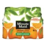 Minute Maid - Juices To Go 100% Orange Juice 0025000056772  / UPC 025000056772