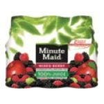 Minute Maid - 100% Juice 0025000056796  / UPC 025000056796