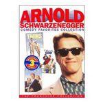 Alcohol generic group -  Arnold Schwarzenegger Comedy Favorites Collection (Twins / Kindergarten Cop / Junior) 0025193312624