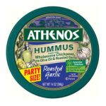 Athenos - Hummus Roasted Garlic 0025400000429  / UPC 025400000429