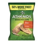 Athenos -  Pita Chips Whole Wheat 0025400011050