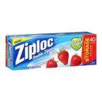 Ziploc - Ziploc Storage Bag, Gallon Value Pack-40 ct 0025700003205  / UPC 025700003205