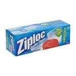 Ziploc - Ziploc Freezer Bags, Pint, 20 bags 0025700003991  / UPC 025700003991