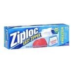 Ziploc - Ziploc Slider Bag Freezer, Quart, 15-Count (Pack of 3) 0025700022565  / UPC 025700022565