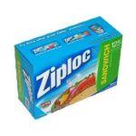 Ziploc - Sandwich Bags 0025700024095  / UPC 025700024095