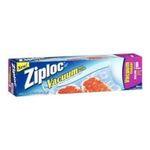 Ziploc - Ziploc Vacuum Bags, Gallon, 8-Count(Pack of 3) 0025700700579  / UPC 025700700579