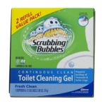 Scrubbing Bubbles - Toilet Cleaning Gel Fresh Scent Value Pack 1 Starter & 2 Refills 0025700704003  / UPC 025700704003